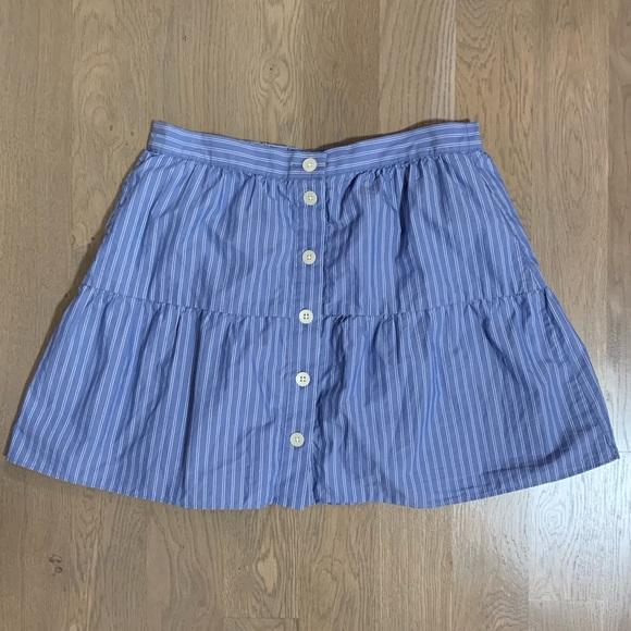 Madewell Dresses & Skirts - Blue Skirt